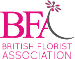 Member of the British Florist Association logo