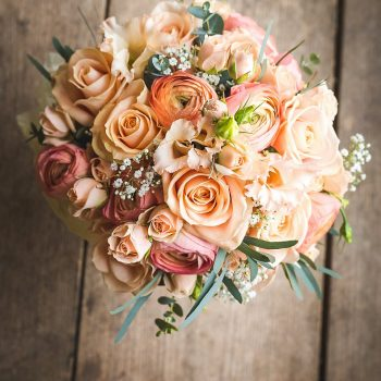 Stems Florist bouquet