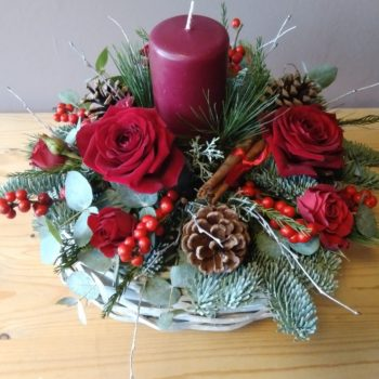 Christmas flowers for delivery